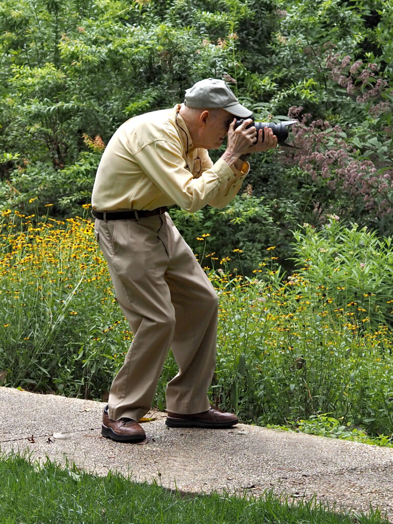 Clyde May uses photography to chronicle life at Canterbury Court