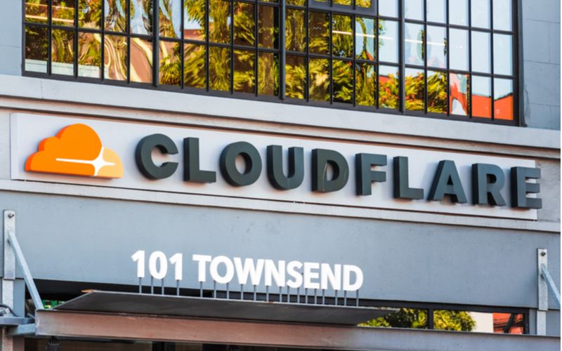Cloudflare IPO on the move