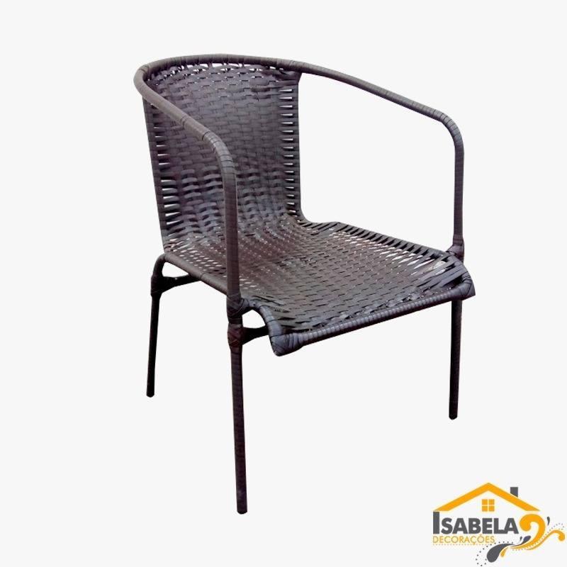 Cadeira Chinesinha Braço Simples
