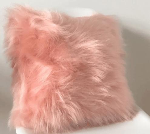 Almofada de Pelúcia Rose Completa