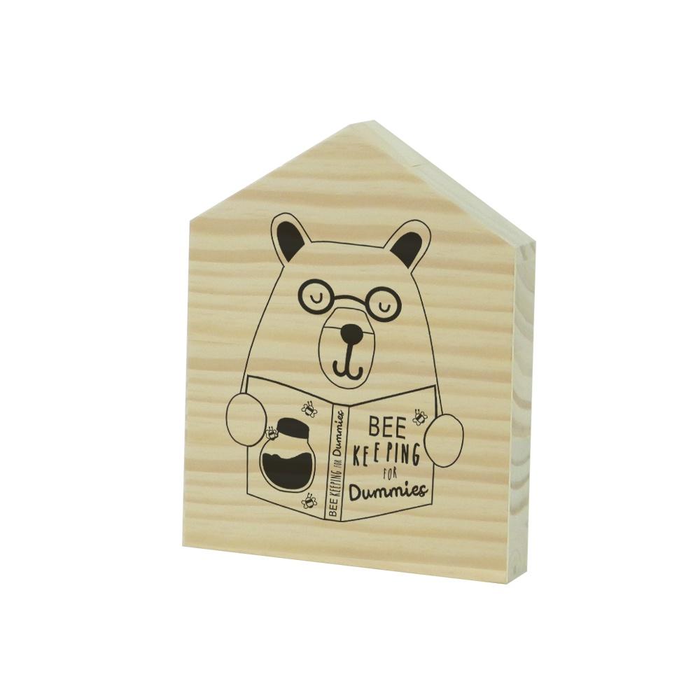 Casinha Pop Urso Livro