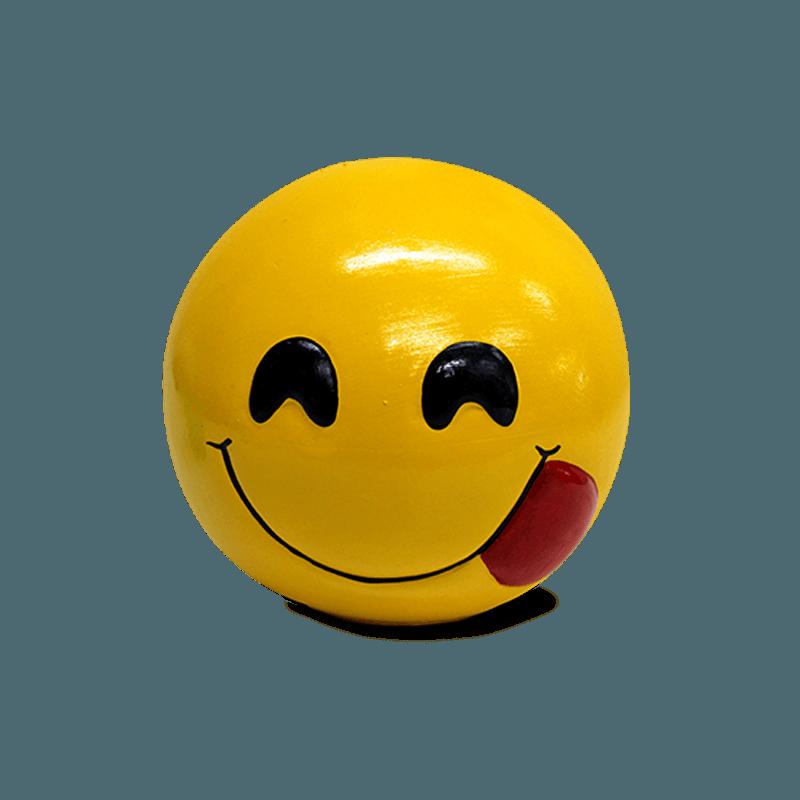 Cofre Emoji Cerâmica (Lingua)