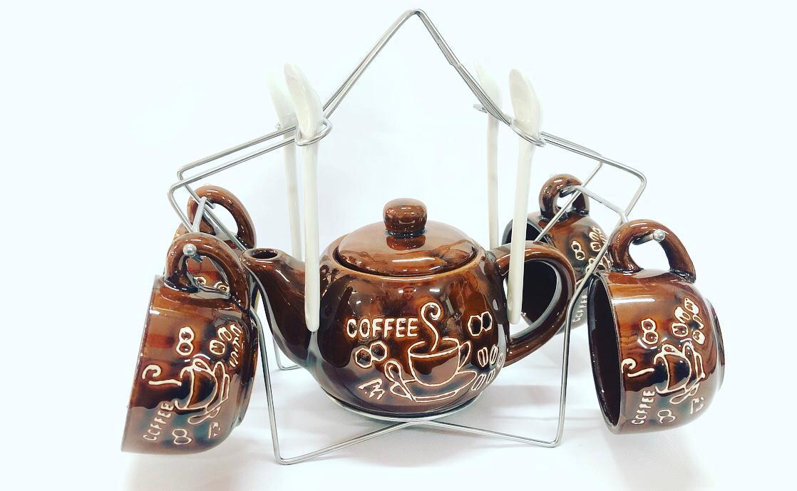 Conjunto De Xícaras Coffee