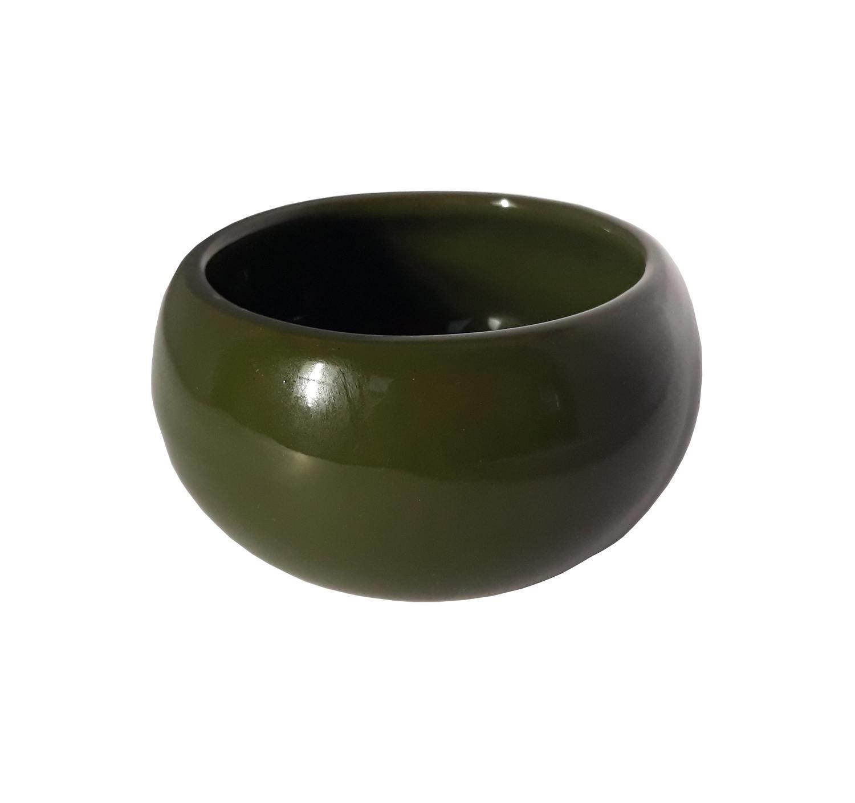 Cumbuca Pequena Verde Musgo