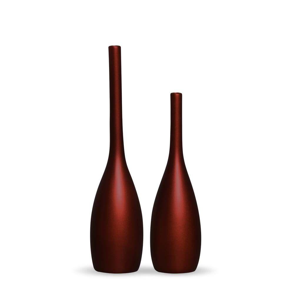 Dupla Garrafa Tulipa Vinho Sensation