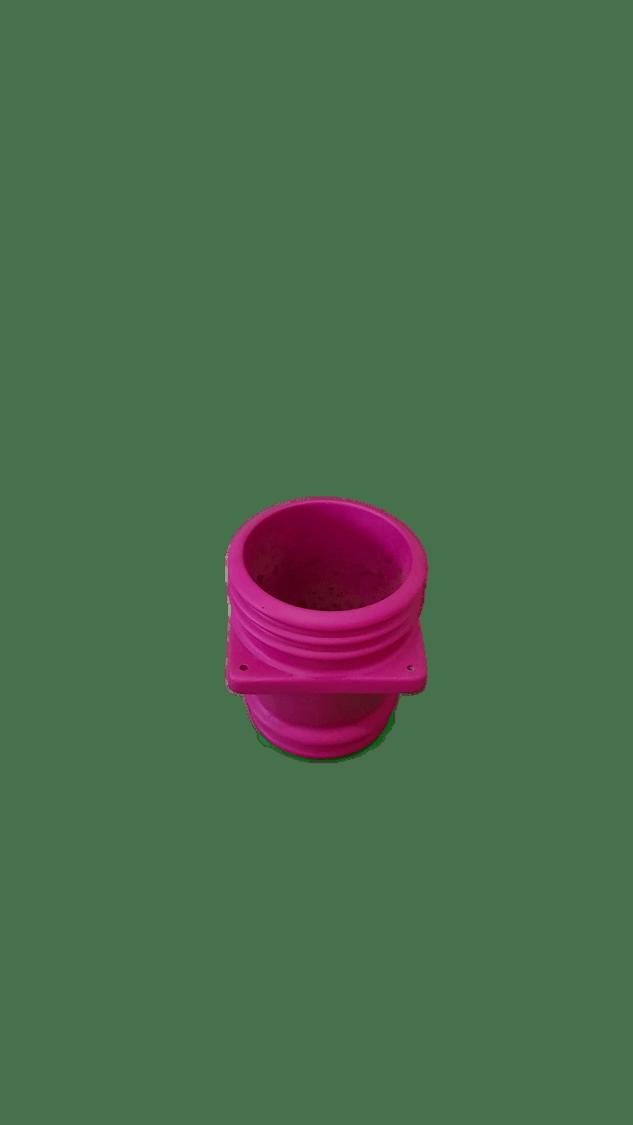 Floreira Exclusiva Torre de Alta Tensão Rosa