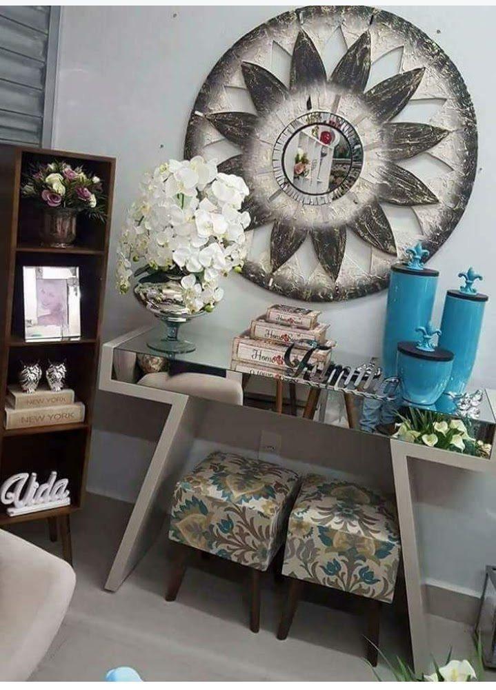 Quadro Mandala Decorativa de Parede Modelo Estrela Cor Off White e Tabaco, Disponível nos Tamanhos 1 Metro, 80 cm e 60 cm de Diâmetro