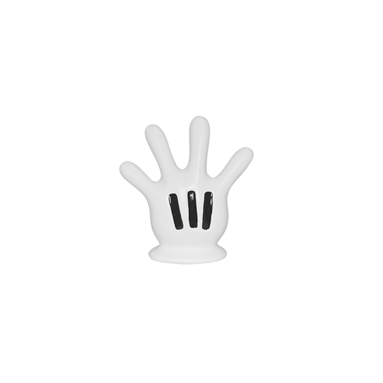 Mão Do Mickey Em Cerâmica