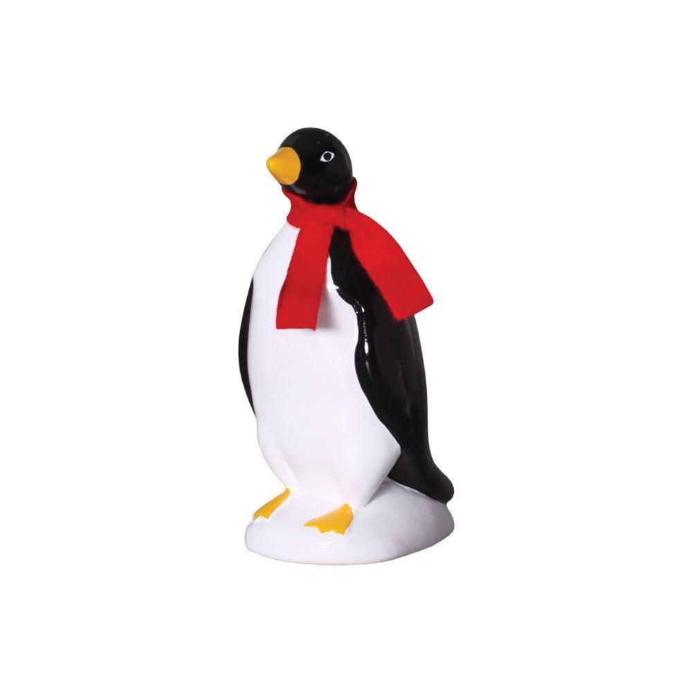 Pinguim De Geladeira Em Cerâmica Clássico Para Cozinha 21x14 cm