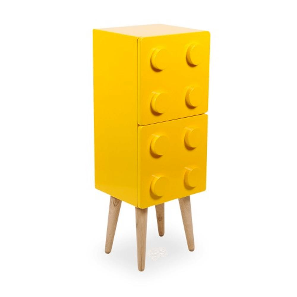 Cômoda Nicho Retrô Lego Vertical