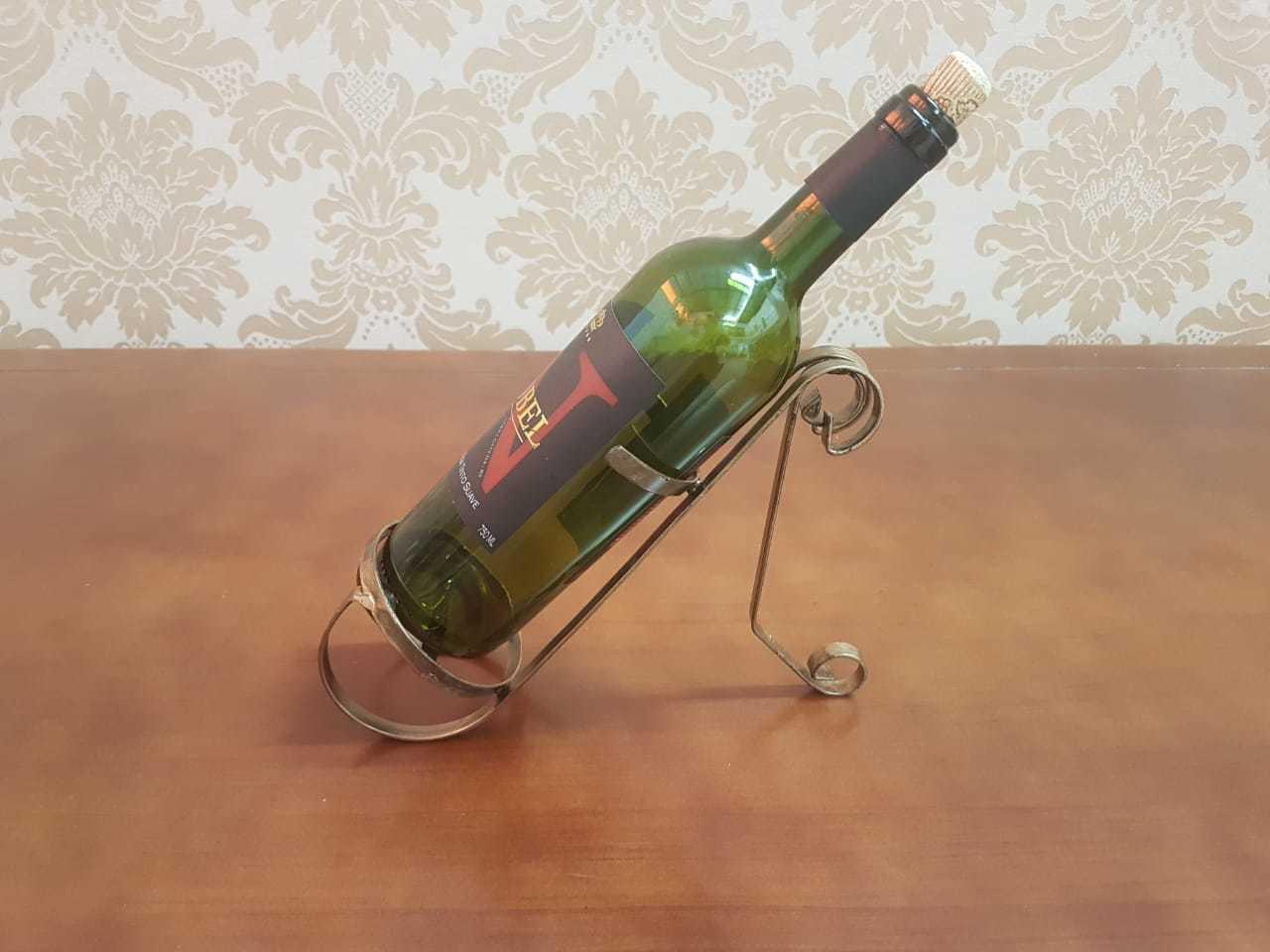 Suporte para Garrafas de vinho 18x24cm