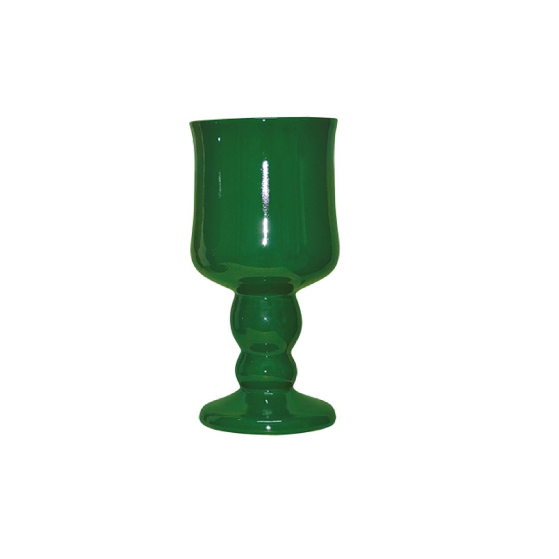 Taça Pequeno Em Cerâmica Verde