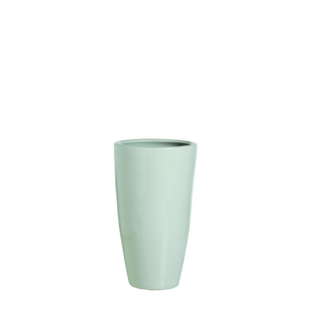 Vaso Vietnamita 55x34cm Branco
