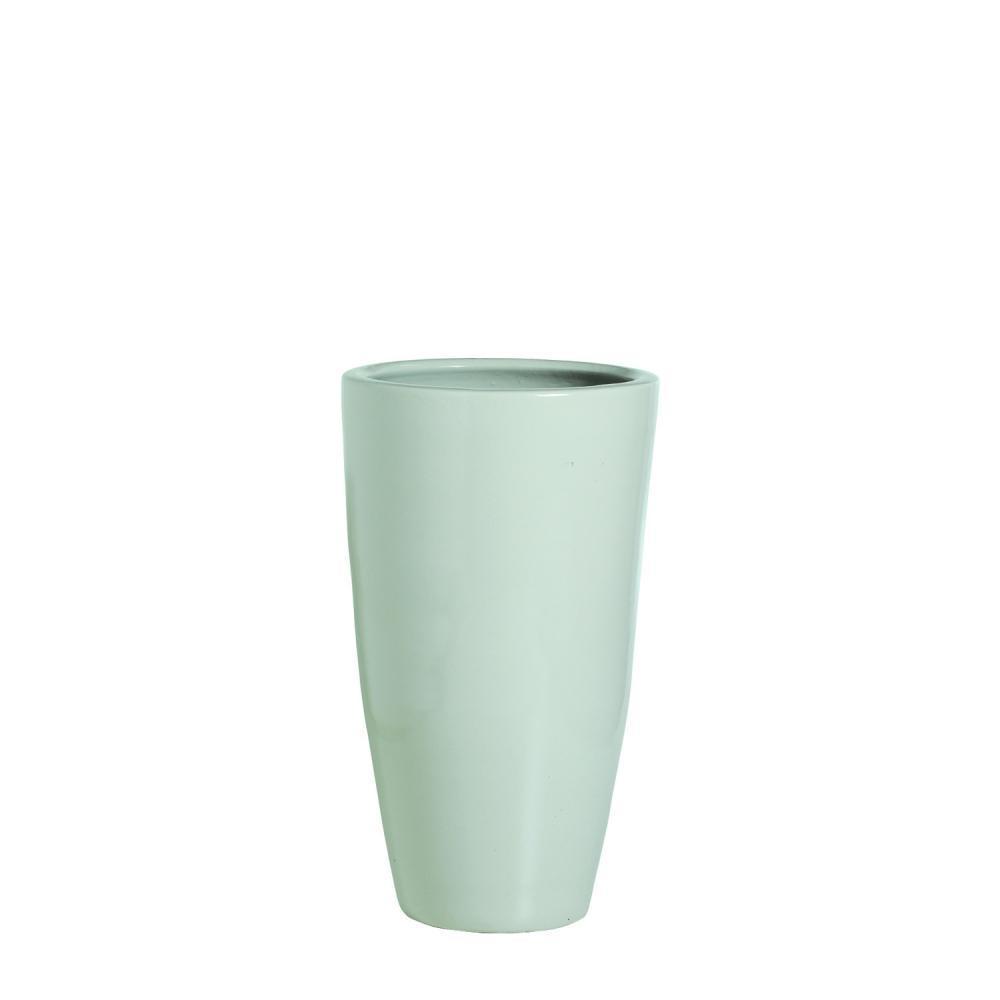 Vaso Vietnamita 65x36cm Branco