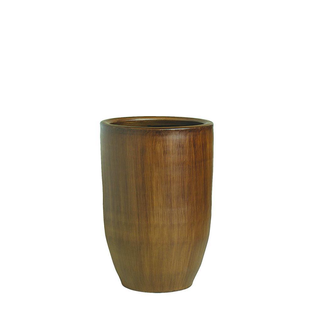 Vaso Vietnamita 70x40cm Marrom