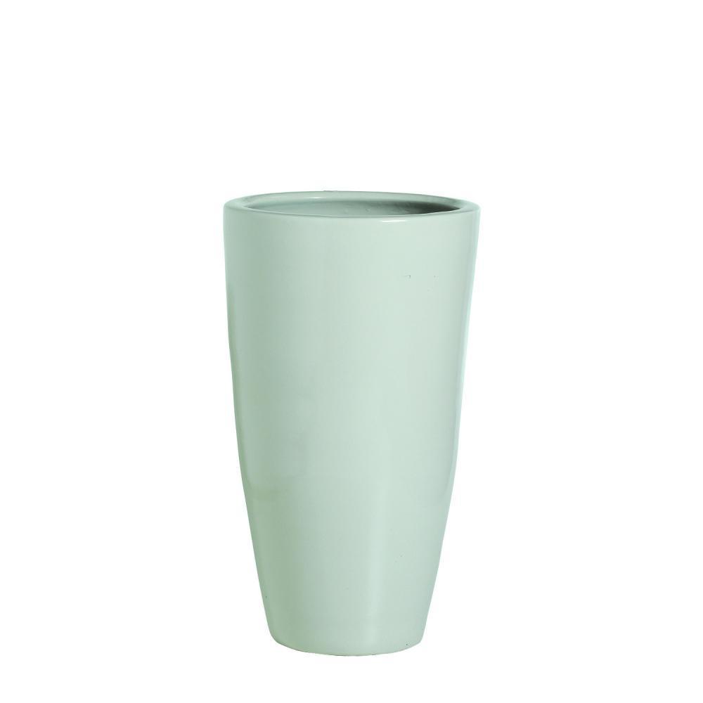 Vaso Vietnamita 75x38cm Branco
