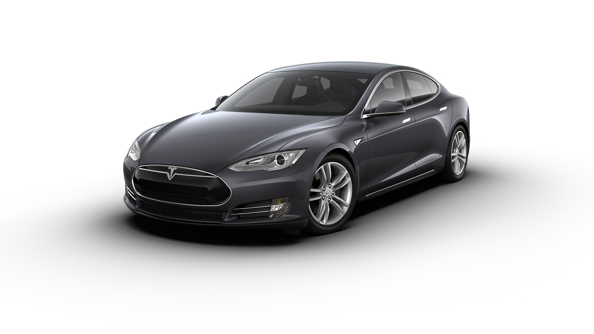inventory tesla model s 85 Grey Metallic (Dolphin Grey)