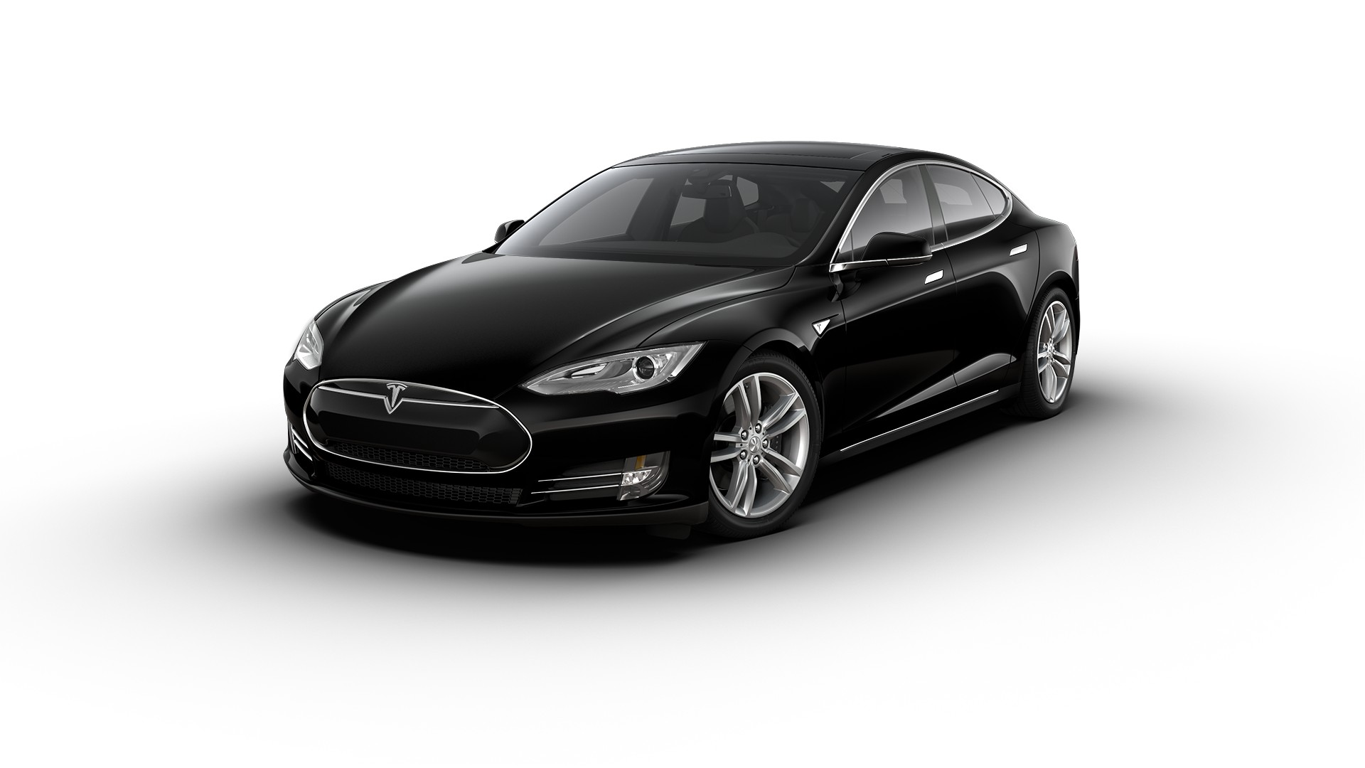 inventory tesla model s 60 Solid Black