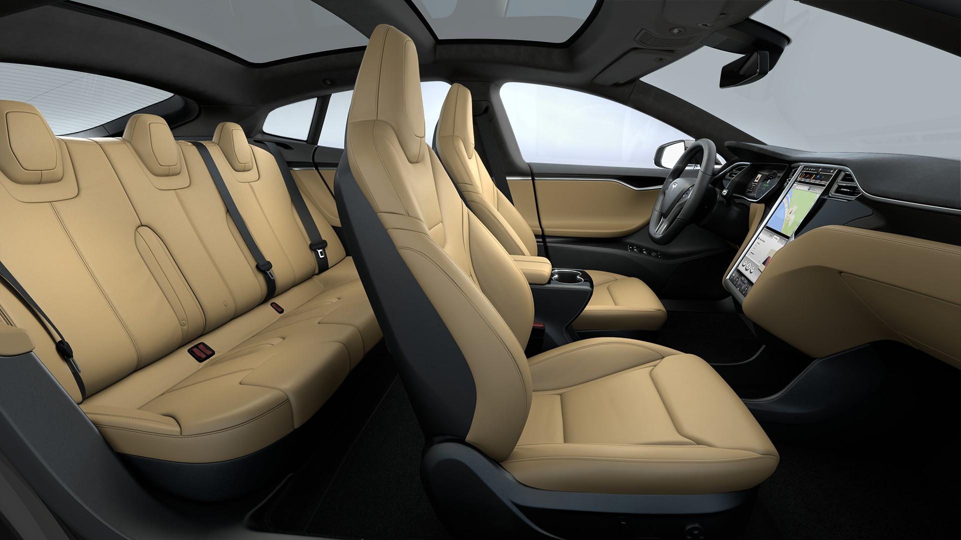 Interieur Piano Black Decor Tan Next Generation Seats Black Alcantara Headliner Alcantara Dashboard Accents