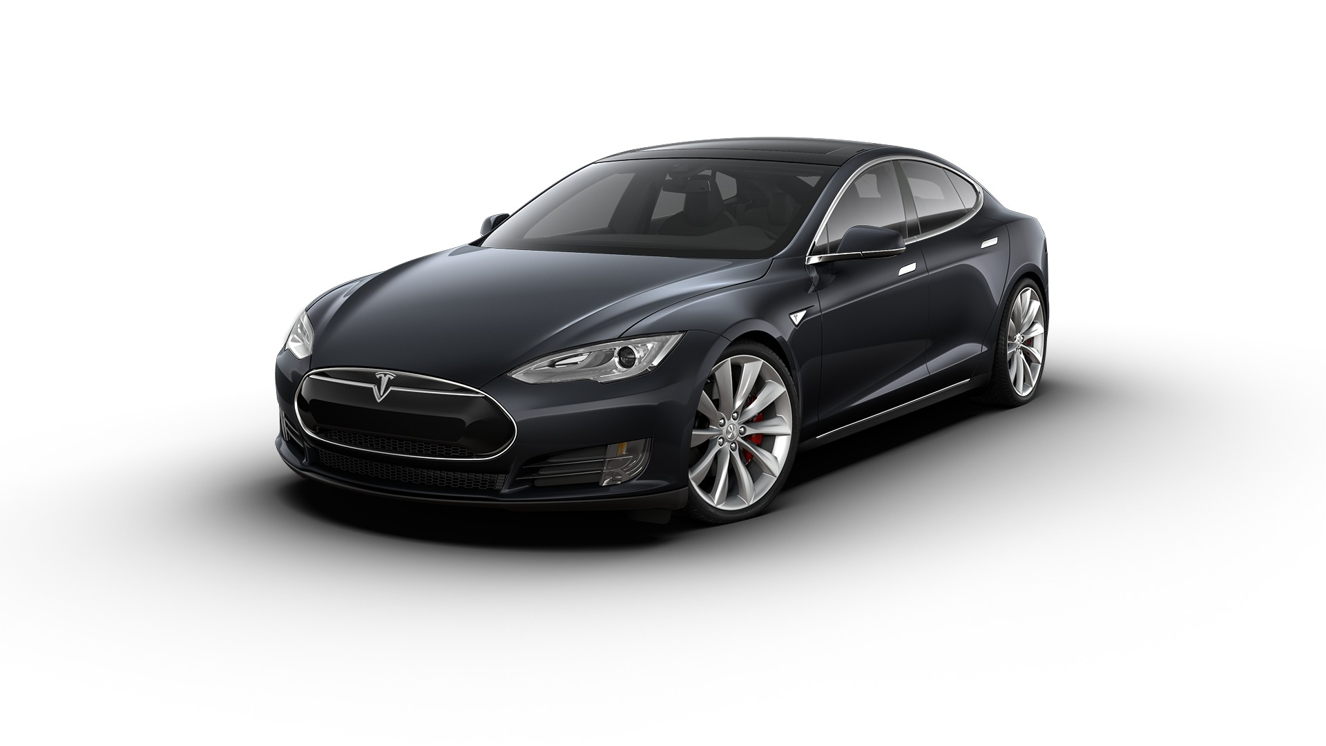 inventory tesla model s p85d Midnight Silver Metallic (New Grey)