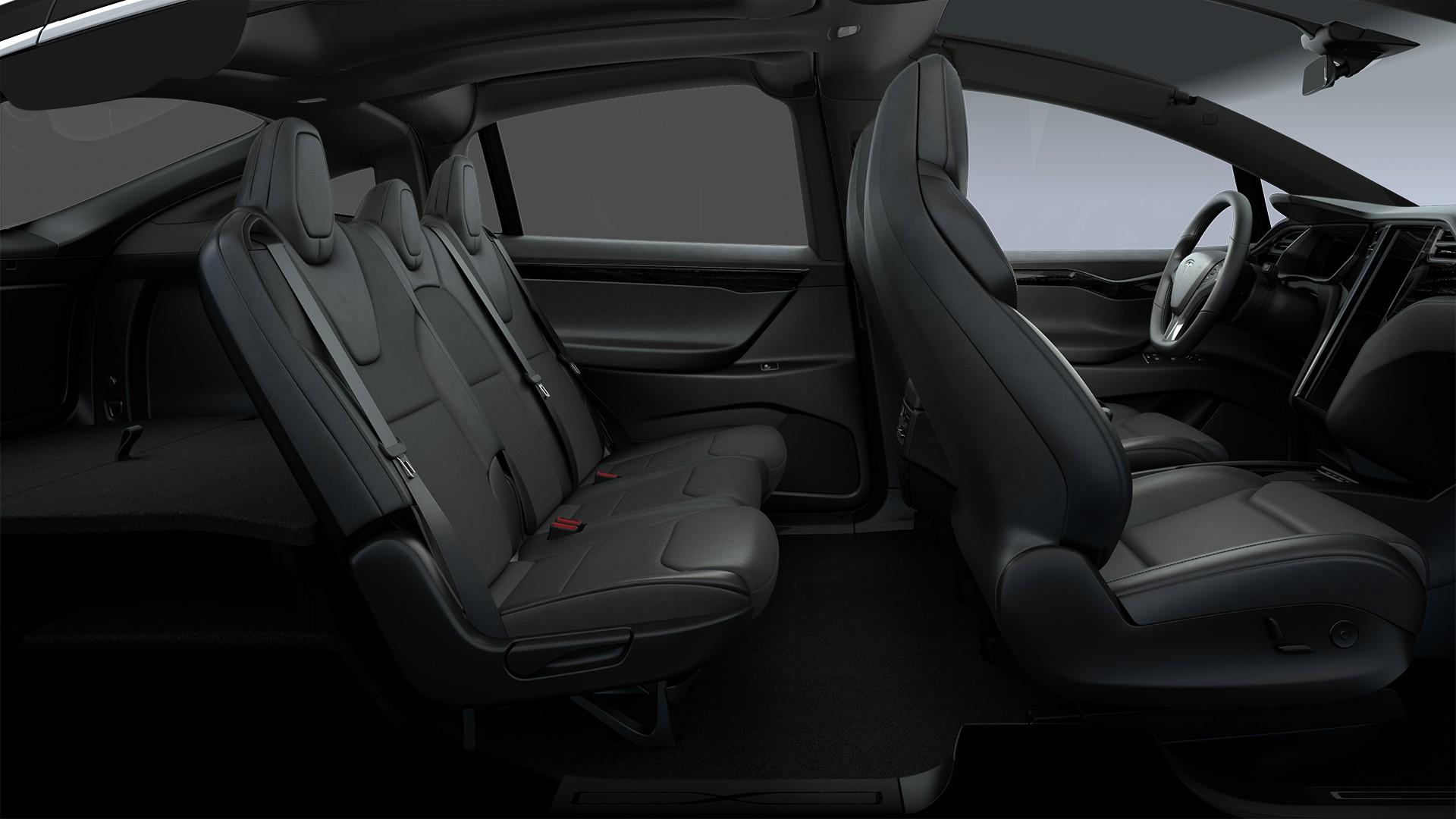 Interieur Black Textile Interior (Multi-Pattern Black) Five Seat Interior Black Textile Interior Dark Ash Wood Decor Dark Headliner