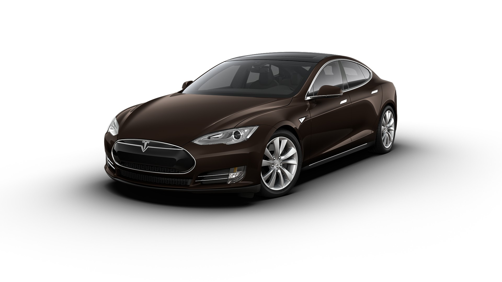 inventory tesla model s 85 Brown Metallic (Anza)