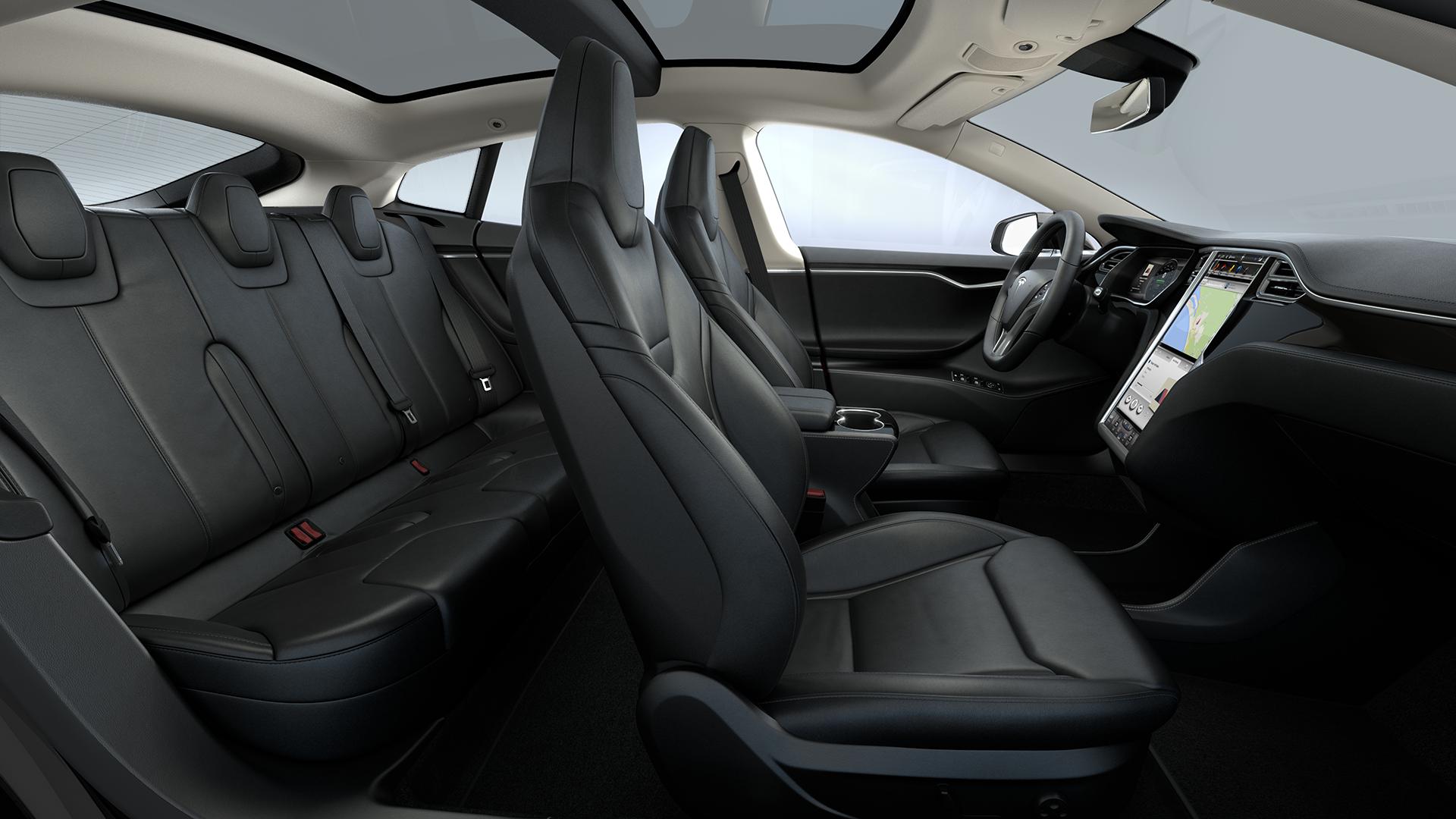 Interieur Black Premium Black Next Generation Seats Black Alcantara Headliner