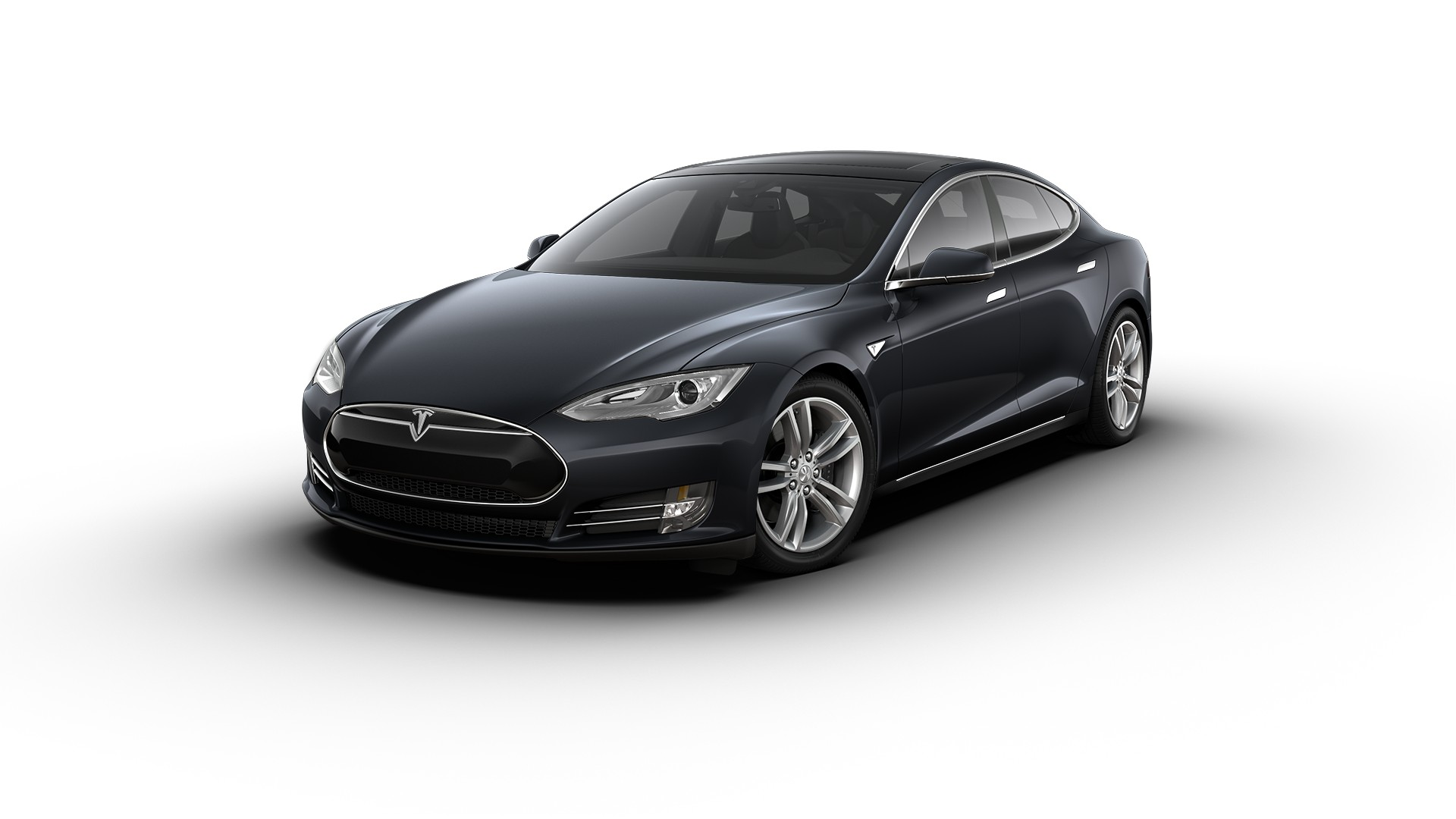 inventory tesla model s 85 Midnight Silver Metallic (New Grey)