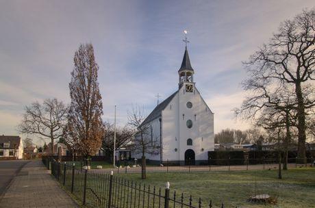 Witte Kerkje in Odijk