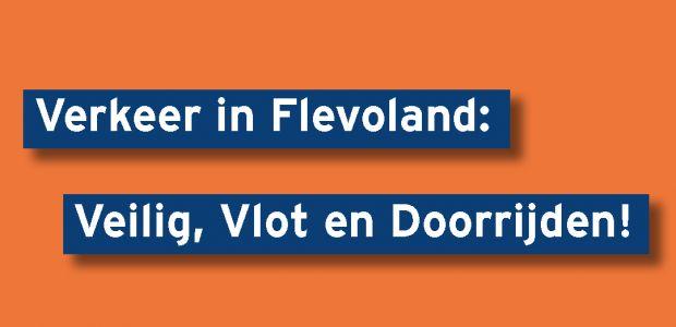 Verkeer in Flevoland: Veilig, Vlot en Doorrijden!