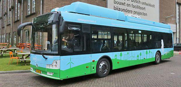 Duurzaam met het openbaar vervoer