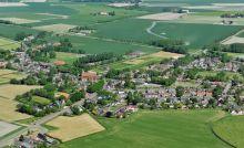 Luchtfoto Holwierde