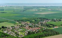 Luchtfoto Nieuwolda