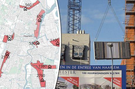 Woningbouw Haarlem