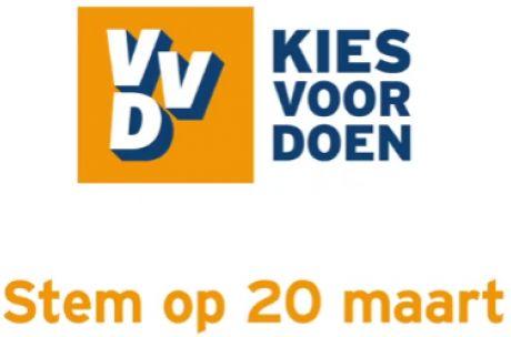 Stem VVD Zuid-Holland op 20 maart