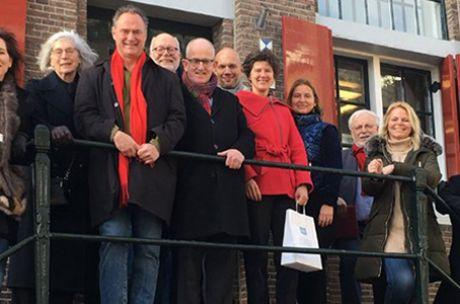 vvd statenfractie Zuid Holland in Maassluis