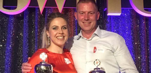 Tamara Kipp en Sjoerd Bakker winnaars debatwedstrijd