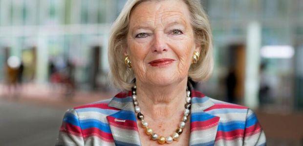 Ankie Broekers Knol (VVD Staatssecretaris)