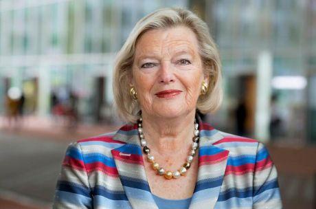 Staatssecretaris Ankie Broekers-Knol (VVD)