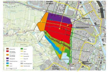 VVD initiatiefvoorstel Rijnenburg