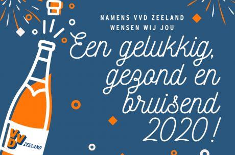 Nieuwjaarswens VVD Zeeland