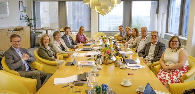 VVD Provincie Zuid Holland - VVD, ChristenUnie/SGP, GroenLinks, PvdA