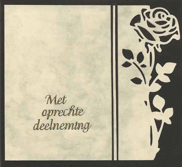 Deelneming roos