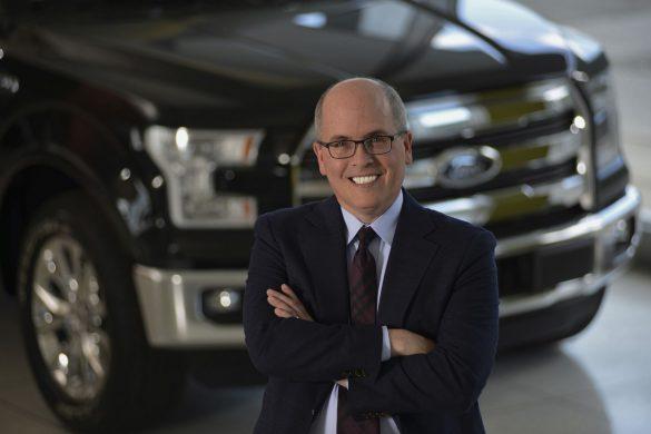 福特汽車任命Jim Hackett為新執行長