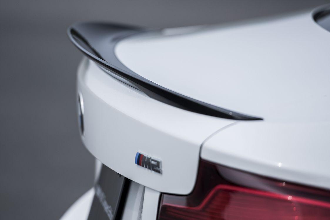 BMW總代理汎德推出M2 Conquest Edition 標配M Performance性能套件