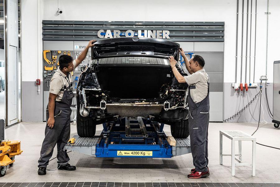 BMW台北尚德新莊5S全功能旗艦展示暨服務中心盛大開幕