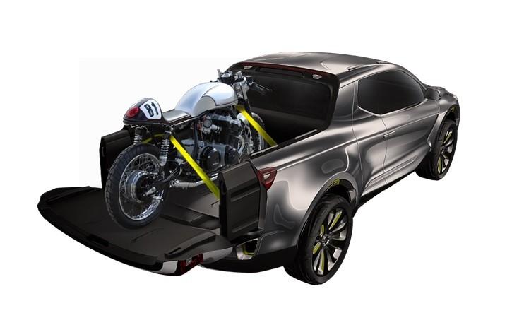 Hyundai預計於2020年在美推出Santa Cruz,概念車超帥