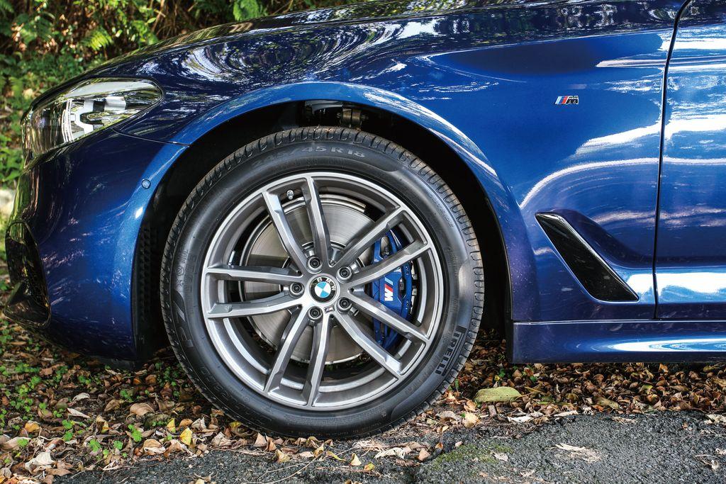 豪華房車首選 BMW 530i M Sport