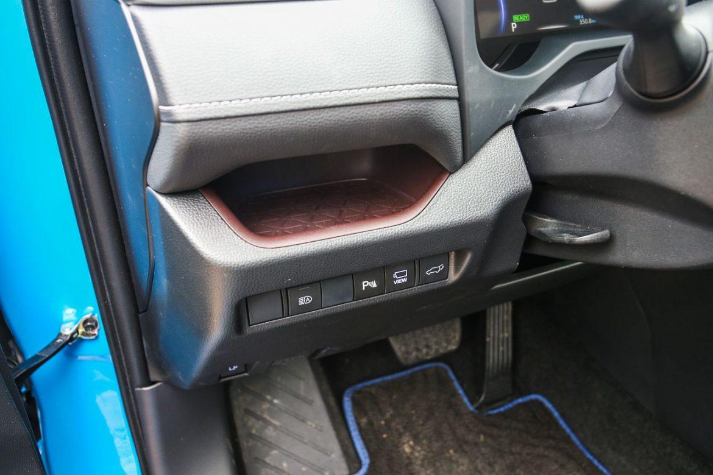 新王駕到 Toyota New RAV4 2.5 Hybrid旗艦4WD