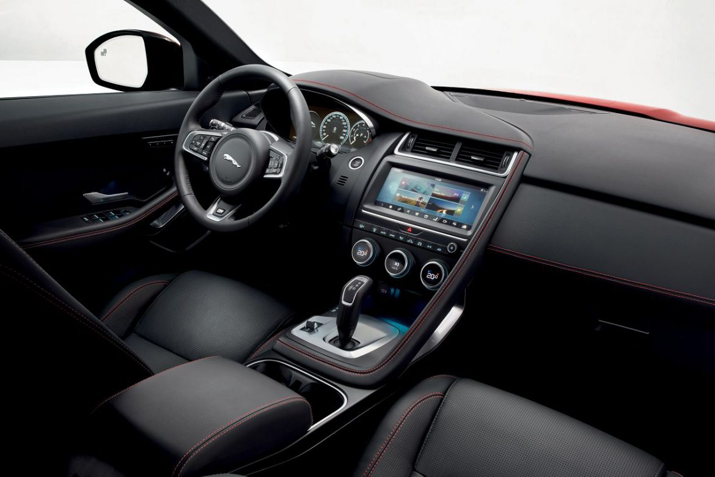 SUV小豹來襲 Jaguar E-Pace售價179萬起正式上市